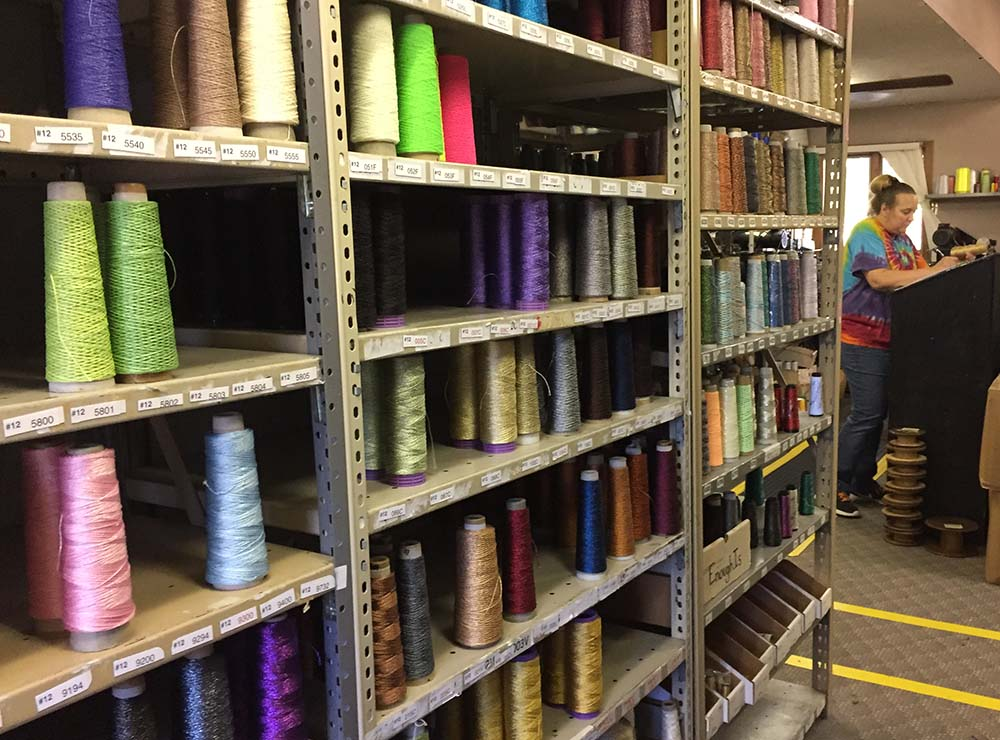 Come behind the scenes at Kreinik