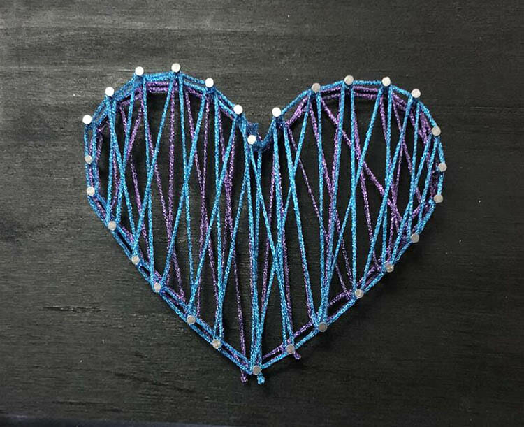 How To Make String Art Even More Fun!