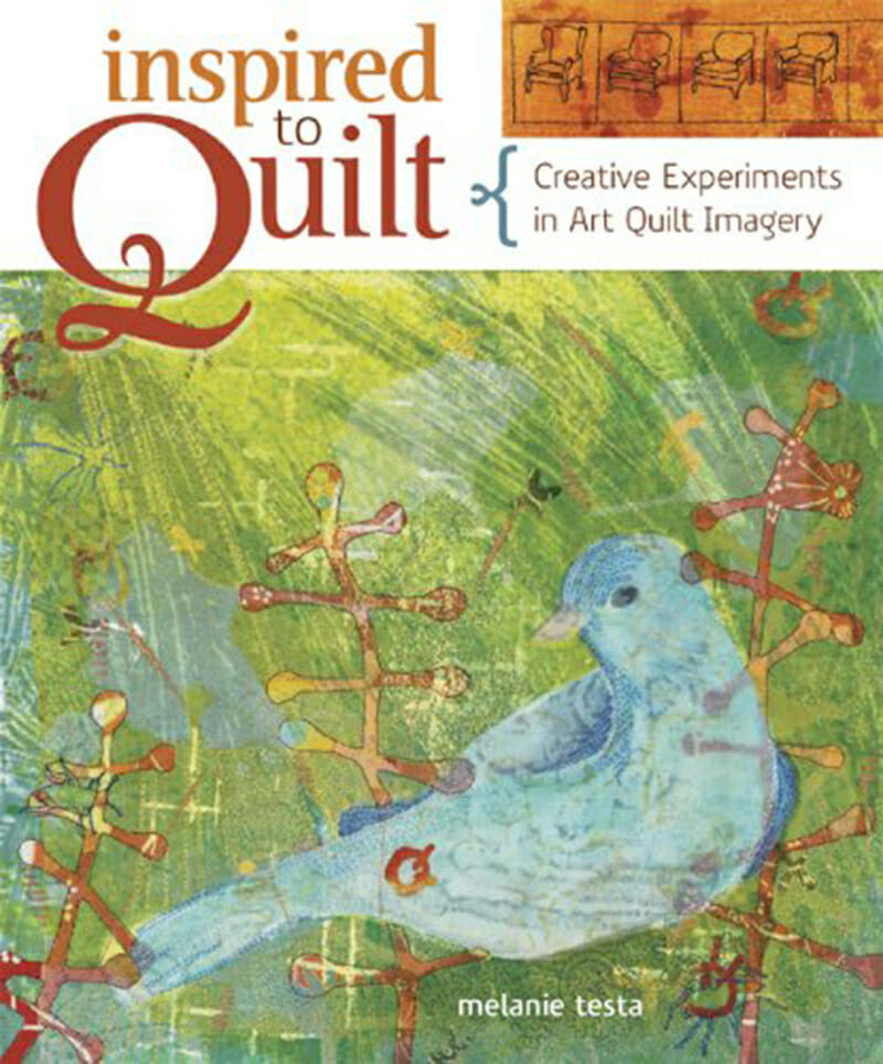 Book Review – Inspired to Quilt by Melanie Testa