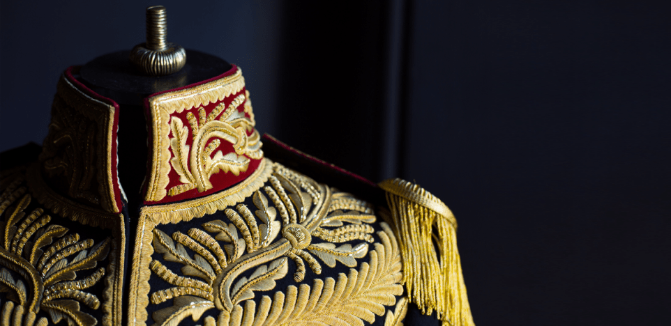 Goldwork – A Little Golden History