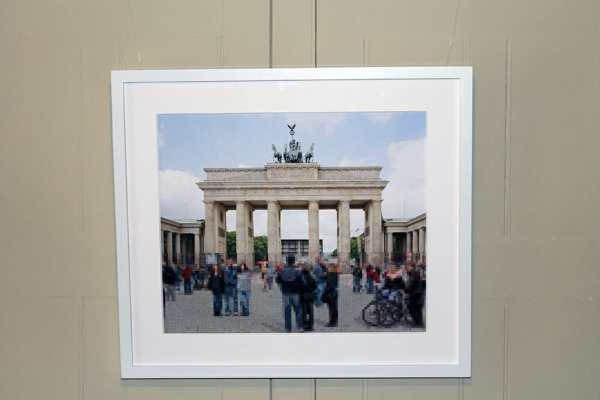 Diane Meyer - Brandenburg Gate - Cross Stitch on Paper