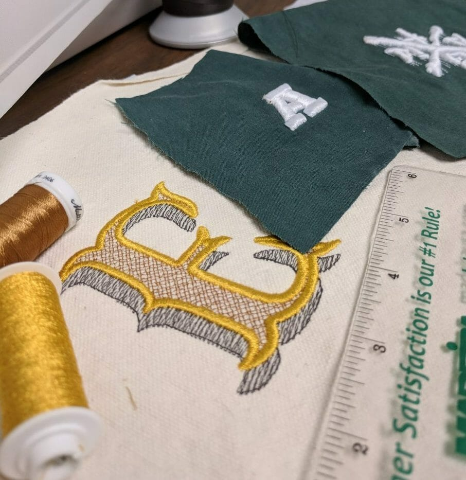 All Access: Machine Embroidery (and Digitizing) for