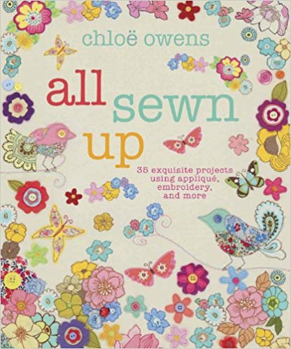 Book Review – All Sewn Up