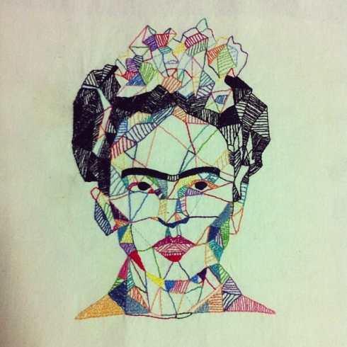 Frida Kahlo by YouSeemFamiliar