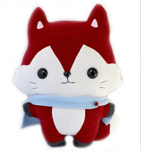 **NOT MY WORK** Kitsu Fox by Teacup Lion
