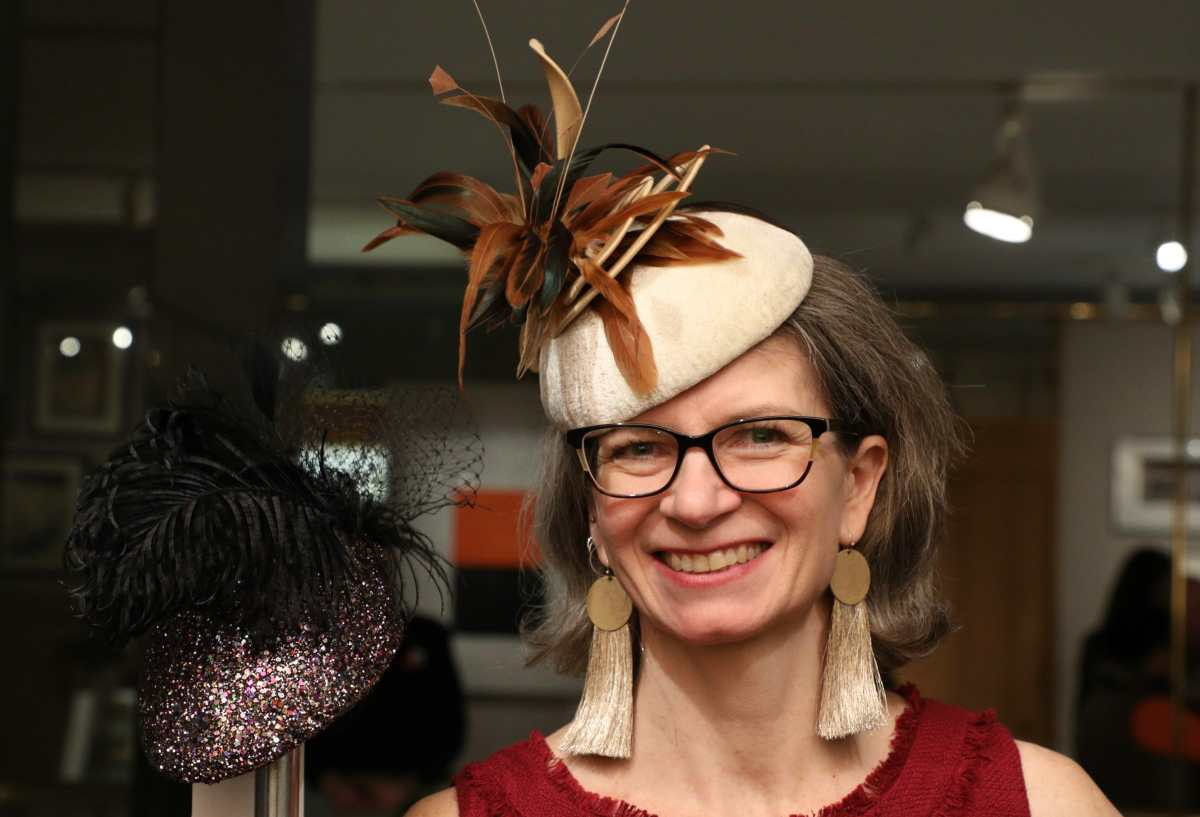 Millinery Operations: Meet Sally Caswell
