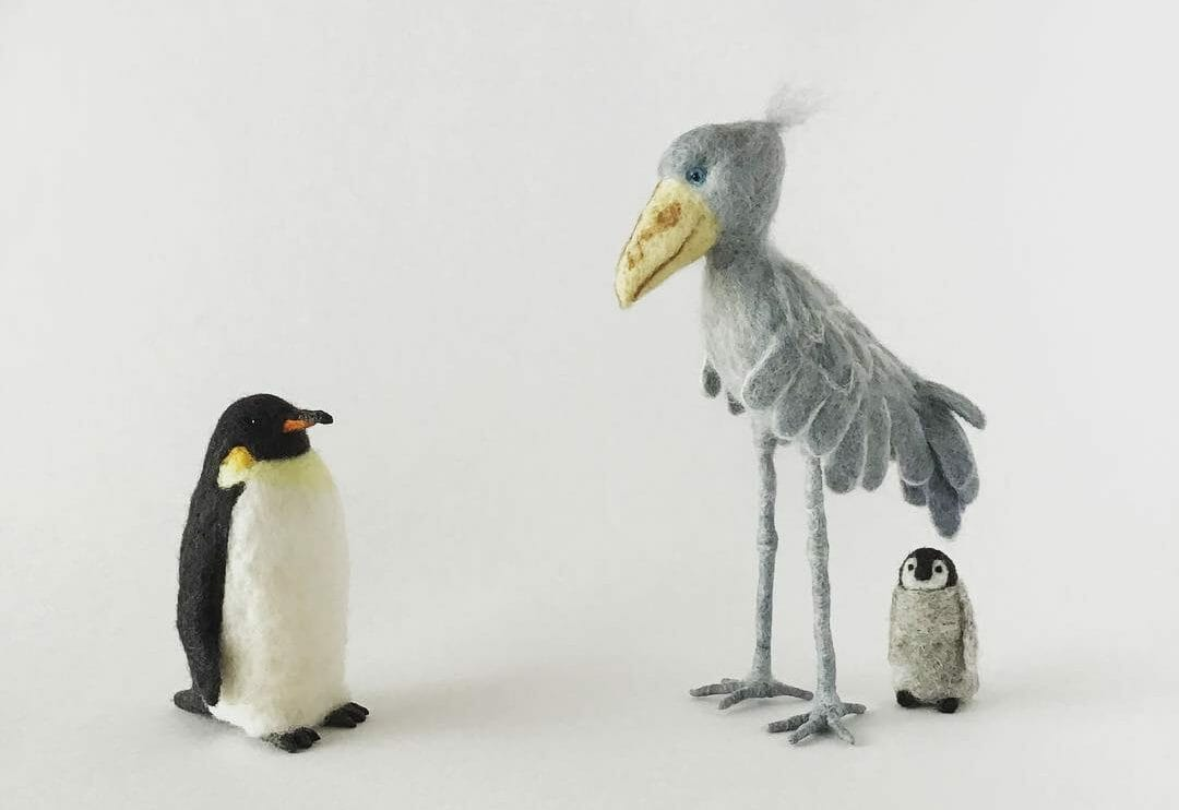 Felter Skelter: Amazing (Felt) Animals