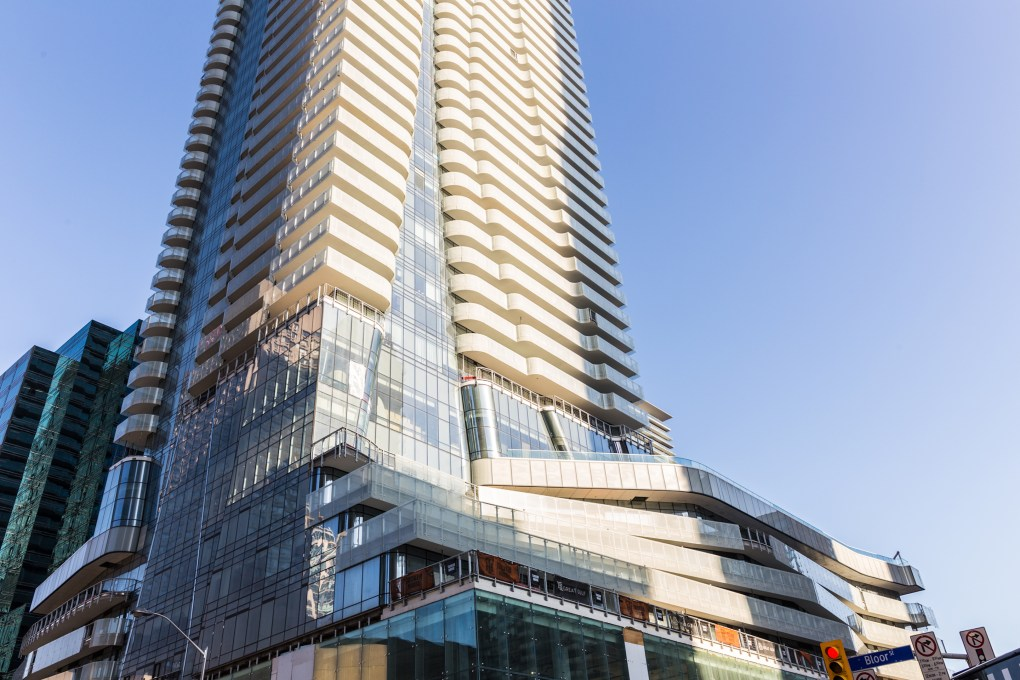 1 Bloor Street East Condo Yorkville Toronto Luxury Suites Floor Plans Listings