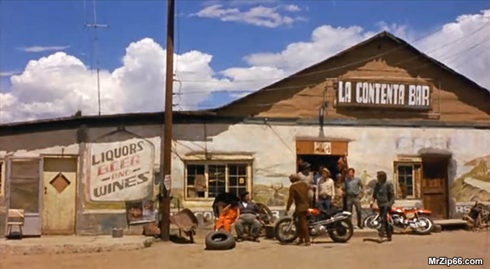 Route from the 1969 Movie Easy Rider – MrZip66
