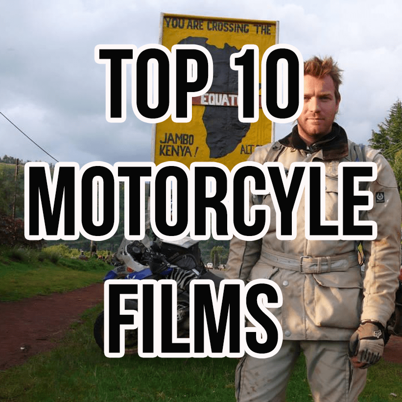 Top 10 Motorcycle Movies of all time