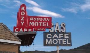 The Kozy Cafe, Echo Utah