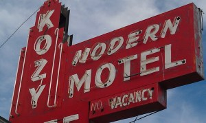 The Kozy Cafe and Motel  Echo Utah