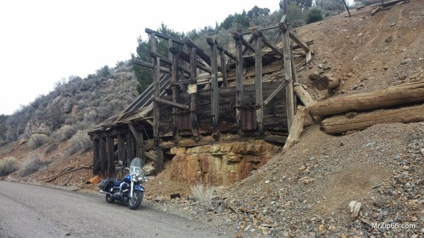 Dividend Utah Ghost Town