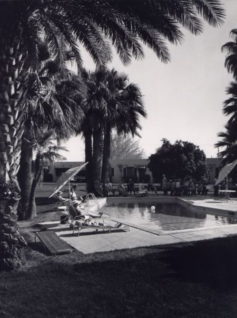 Swimming Pool at the Buckhorn