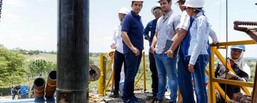 Construcción de pozos de absorción en México
