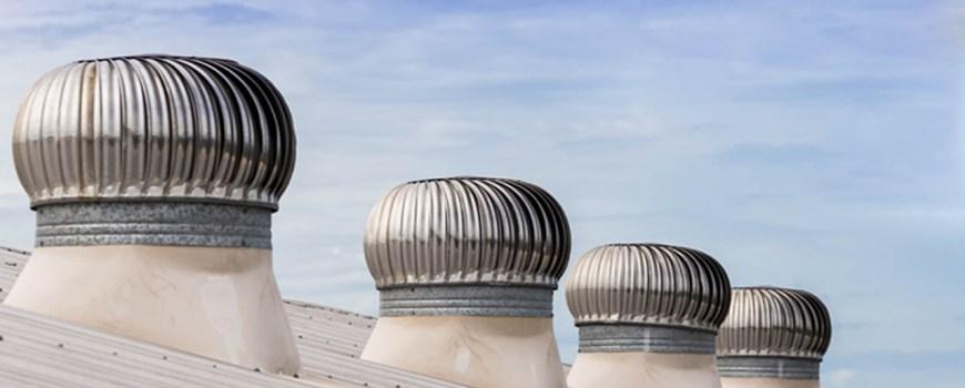 Sistemas de Ventilación Eólica
