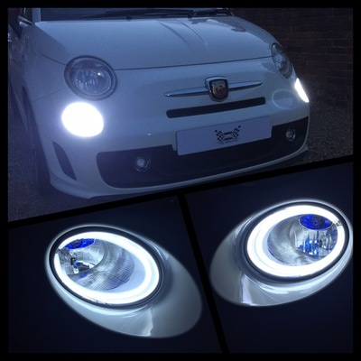 Abarth 500 Exterior Ms Racing Abarth Amp Fiat 500 Specialists