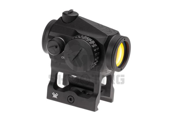 Crossfire RedDot LED Upgrade | Rotpunkt Visier | MS - Shooting