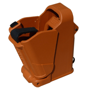 UPLULA Magazine Loader Orange-Brown | Ladehilfe | MS - Shooting