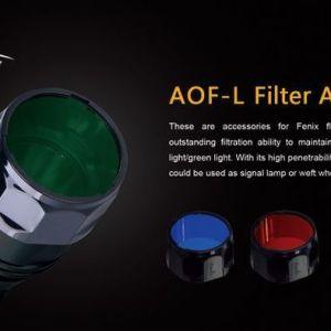 Fenix AOF-L Filter Green   Lampenzubehör   MS - Shooting