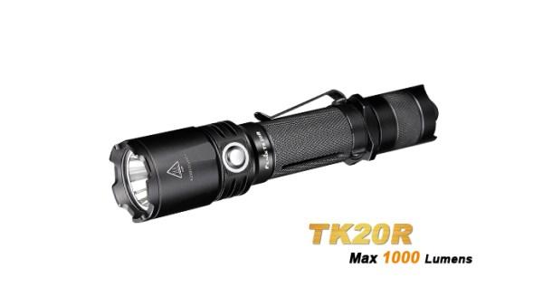Fenix TK20R Tactical Light | Taschenlampen | MS - Shooting