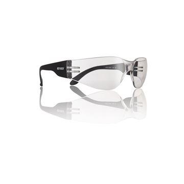 Red Rock Eyewear Transparent | Schießbrillen | MS - Shooting