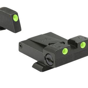 MEPROLIGHT GLOCK Adjustable TritiumSight   Visierung   MS - Shooting