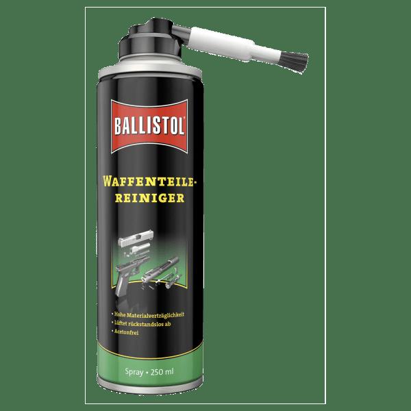 Ballistol Waffenteilereinigerspray inkl Bürste |MS-Shooting