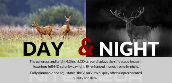 NiteVizor VN3-XTR | Wärmebild / Nachtsicht | MS - Shooting
