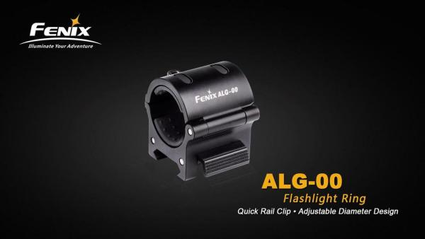 Fenix ALG-00 Flashlight Ring   Lampenzubehör   MS - Shooting