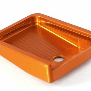 Magazinboden CZ TS orange | Magazinzubehör | MS - Shooting