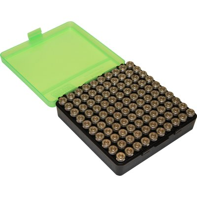 MTM Munitionsbox .44 100Schuss | Patronenboxen | MS - Shooting