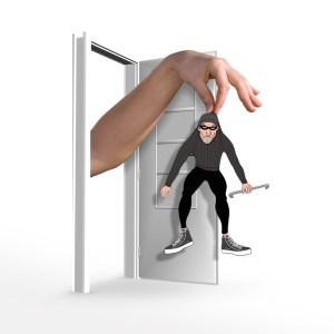 Schwachstelle Haustüre - so einfach lässt sich das Schloss knacken