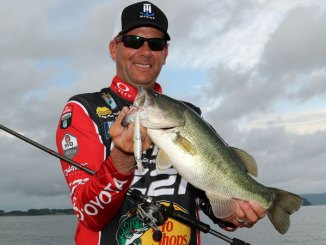 Bassmaster Elite pro Kevin Van Dam knows that jerkbaits can play a big role in the fall feeding frenzy.