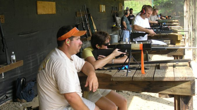 Spending time at the range or in the back yard shooting your bow and/or gun will help you make that critical shot once the season opens.