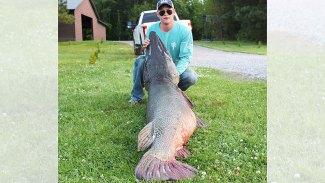 State gator gar record is broken
