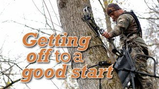 Get bow season off to a good start