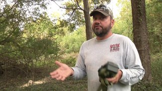 Trail camera placement tips from Greg Hackney