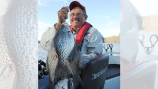 I-55 corridor is crappie central for Mississippi anglers