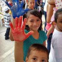 Impulsan jornada nacional de participación comunitaria en la elaboración de murales