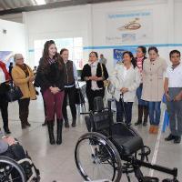 Gema del Río gestiona apoyo a través de fundación en beneficio de personas con discapacidad
