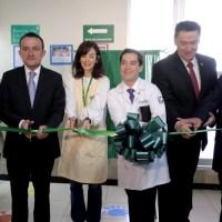 El IMSS abre primer Banco de Leche Materna