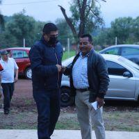 Nacho Campos, inició gira de agradecimiento