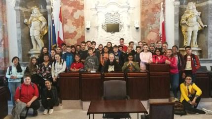 Im Tiroler Landtag