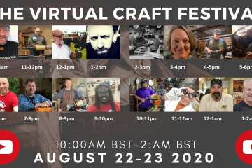 (REPLAY) Virtual Craft Festival
