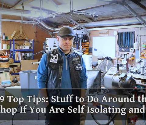 19 Top Tips For Looking After Your Workshop Whilst in Isolation