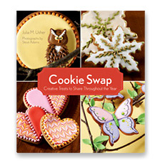 Cookie Swap Cover by Julia Usher