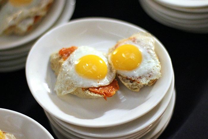 What I'm Craving: Quail Eggs and Sobrasada from El Celler de Can Roca