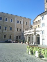 Trastevere, in Rome
