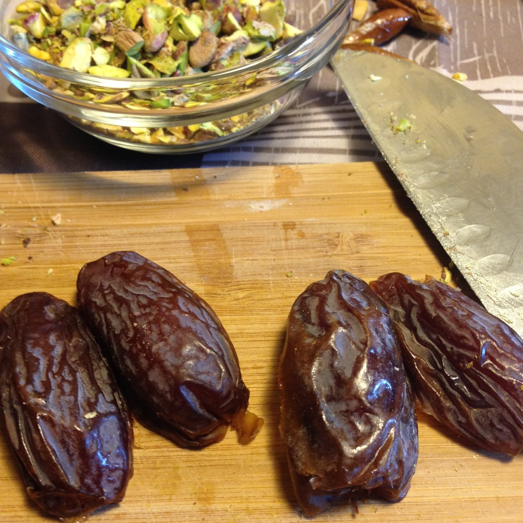 Medjool Dates on Ms. Adventures in Italy by Sara Rosso